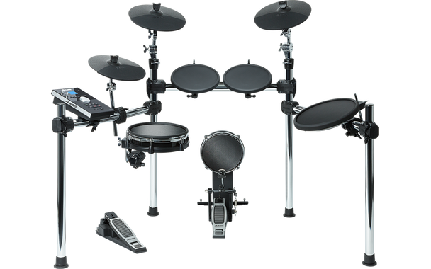 Alesis COMMAND KIT Eight-Piece Drum Kit with Mesh Snare and Mesh Kick