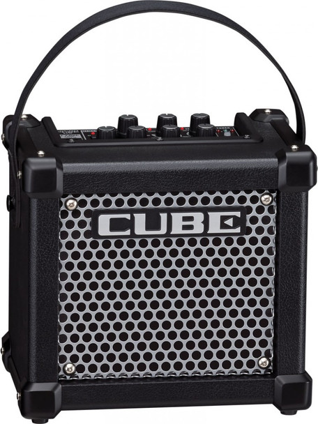 Roland MICRO CUBE GX Battery Powered Guitar Amplifier (Black)