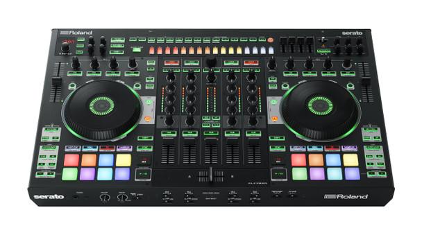 Roland x SeratoDJ-808 DJ Controller + Drum Machine