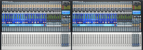 StudioLive 64AI Mix System Two StudioLive 32.4.2AI Mixers & Mix System Kit