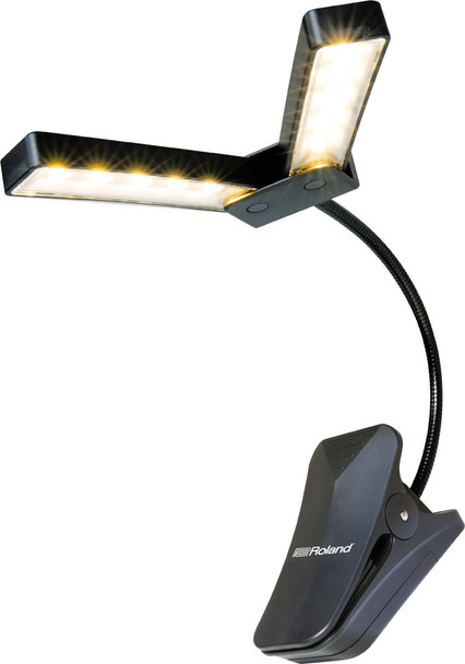 Roland Split Bar LED Clip Light
