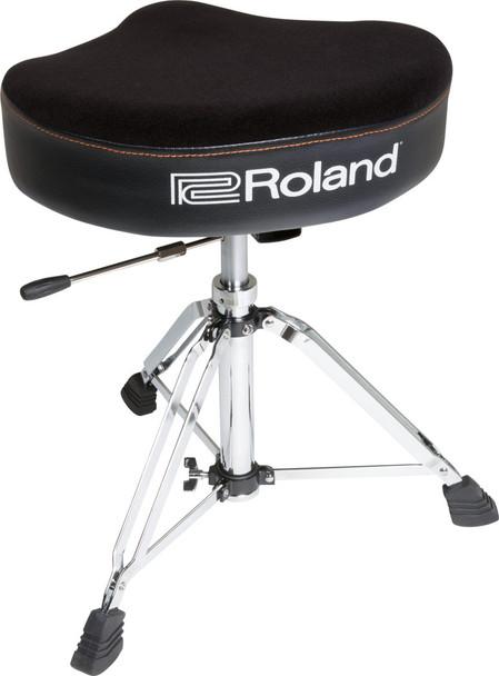 Roland Saddle Drum Throne with hydraulic base