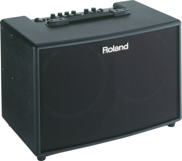 Roland Stereo Acoustic Chorus Amp, 90w, (45w+45w) 2x8 in.
