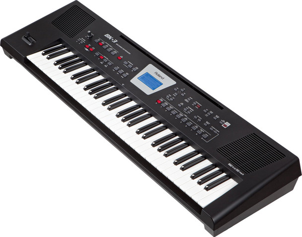 Roland Backing Keyboard- black