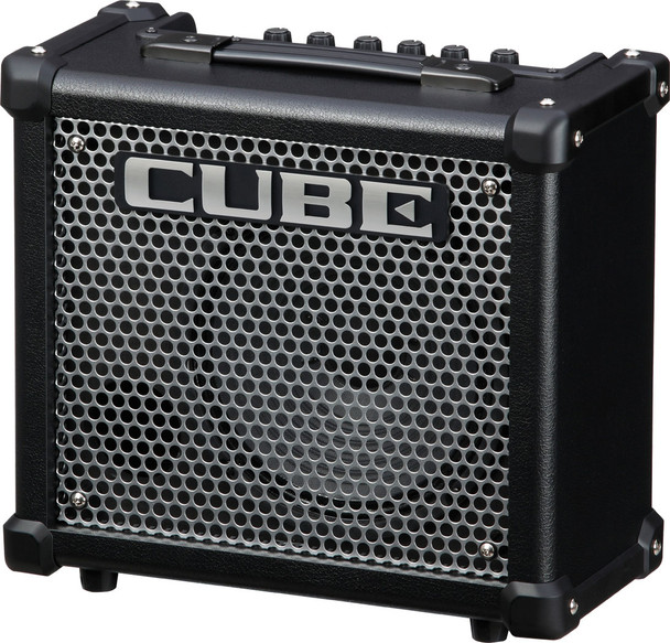 Roland Guitar Amp, 10w, CUBE KIT app for iOS and Android, 1X8, COSM amps & FX