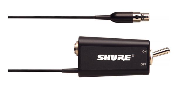 Shure WA661 In-Line Bodypack Mute Switch