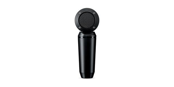 Shure Side-address cardioid condenser microphone - XLR-XLR cable