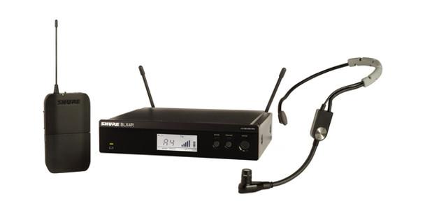 Shure BLX14R HEADSET SYSTEM W/SM35