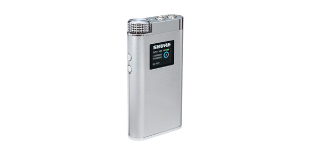 Shure HEADPHONE AMPLIFIER/DAC