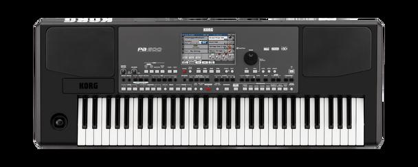 Korg Pa600 61 Key Professional Arranger