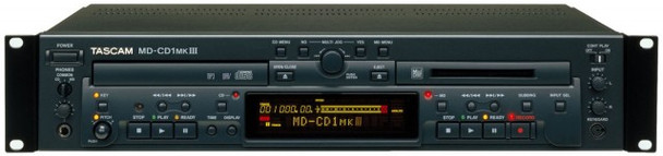 Tascam MD-CD1MKIII Cd Player/Md Recorder Combo