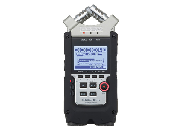 Zoom H4n Pro Portable Field Recorder