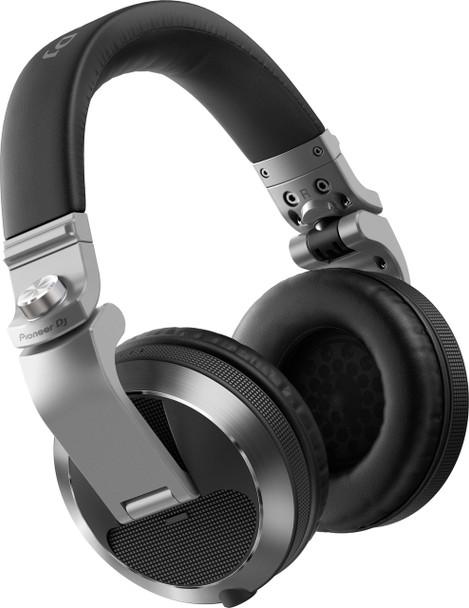 Pioneer HDJ-X7 Professional DJ Headphones Silver