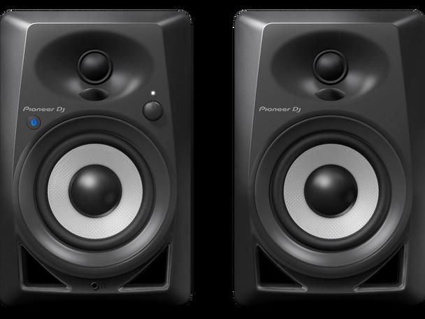 Pioneer DM-40BT 4-inch Desktop Monitor Speakers (Pair)