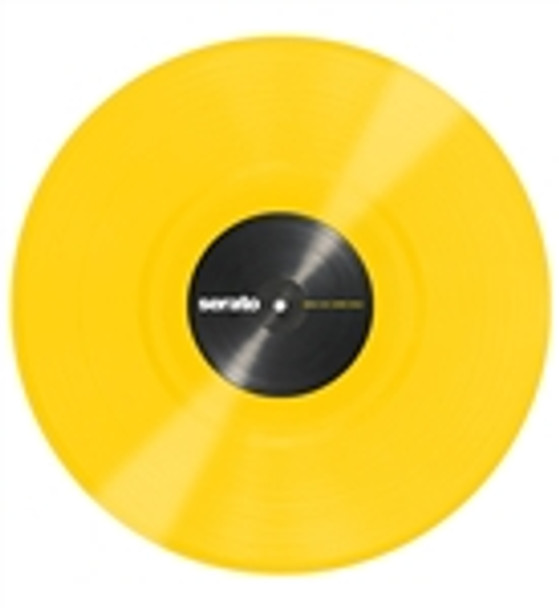 Stokyo Serato Performance Series In Yellow (2XLP)