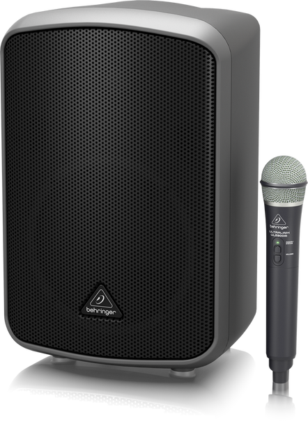 Behringer MPA200BT All-In-One Portable 200watt Speaker