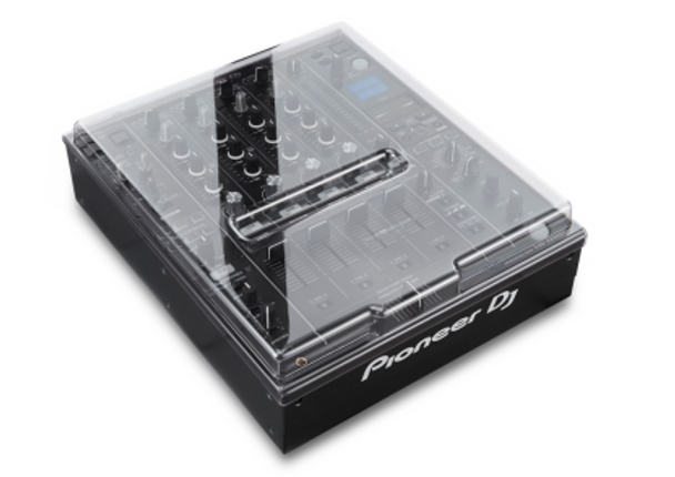 Decksaver PIONEER  DJM-900 NXS2 Cover Smoked/Clear