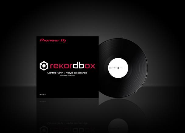 Pioneer Rekordbox Vinyl Black (Single)