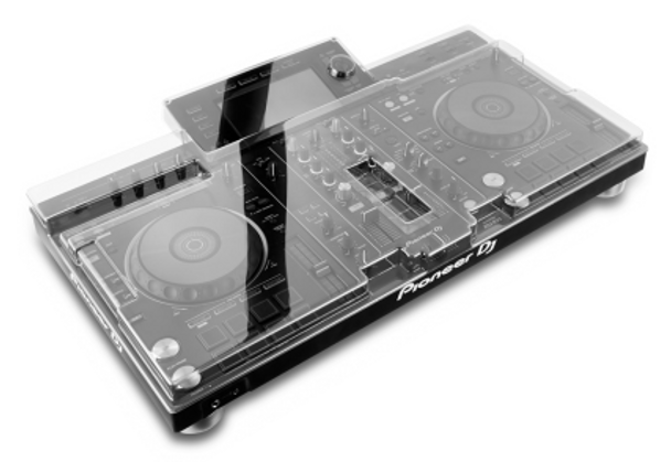 Decksaver PIONEER XDJ-RX2 Cover Smoked/Clear