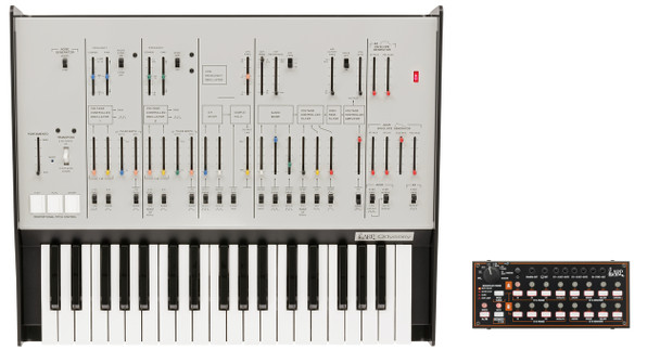 Korg Arp Odyssey Full-Size Synthesizer with SQ-1 Rev 1