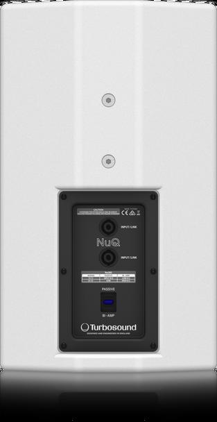 Turbosound NuQ82-WH Full Range Loudspeaker
