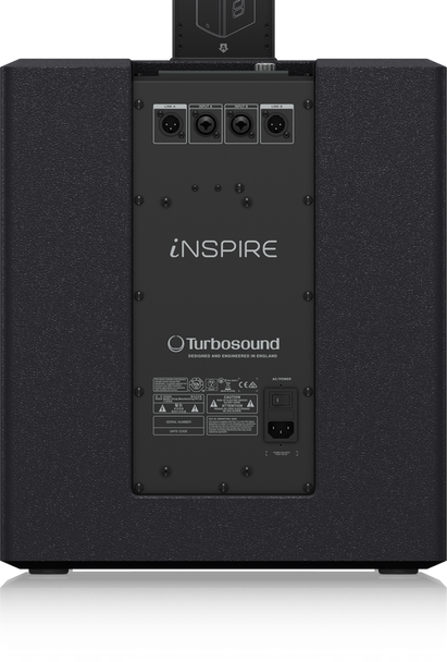 Turbosound Inspire IP2000 Loud Speaker