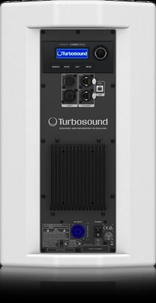 Turbosound NuQ82-AN-WH Powered Speaker