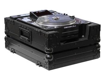 Odyssey FZCDJBL Black Label Flight Zone Case for DJ CD Players