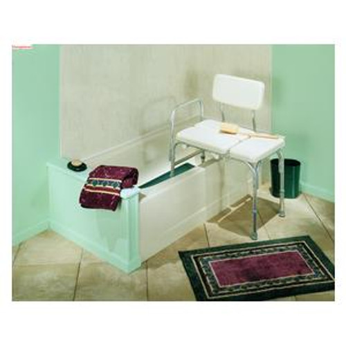 Padded Bath & Shower Transfer Bench of ACG Medical Supply