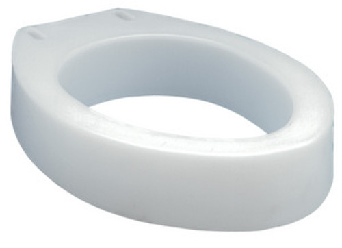 Carex Raised Toilet Elongated Seat of ACG Medical Supply in Rowlett, TX