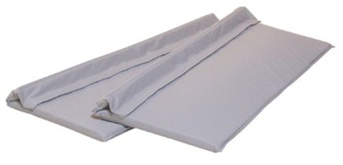 Lumex Cushion Ease Side Rail Pads - for Standard Rails Only