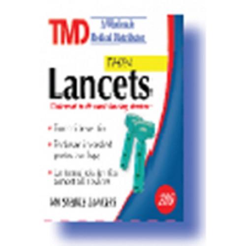 TMD Thin Lancets