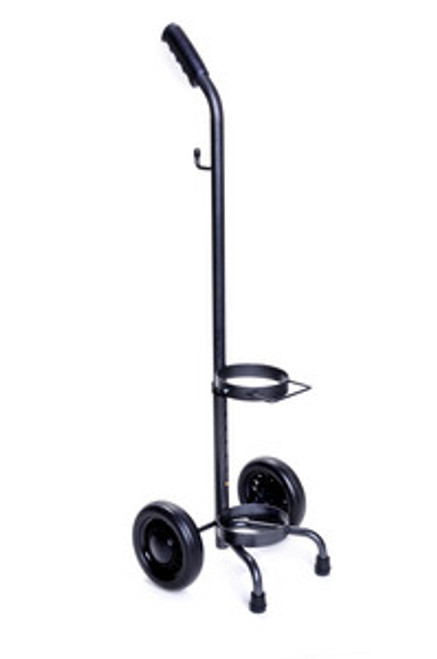 Medline Oxygen Cylinder Rolling Cart