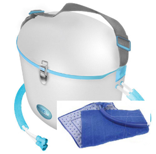Arctic Ice System with Large Back Pad