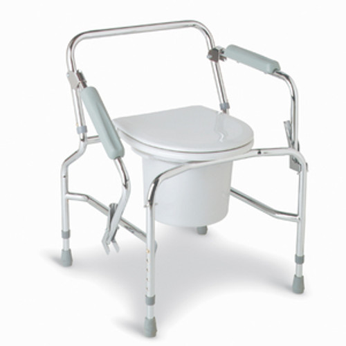 Purchase Commode with Drop Arm at ACG Medical Supply, Rowlett, TX