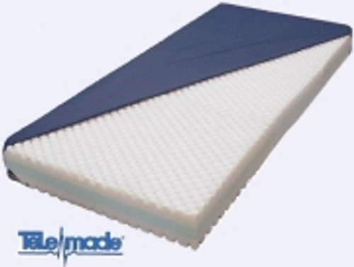 "Telemade Multi-Density Pressure Reduction Mattress 42"" x 80"""