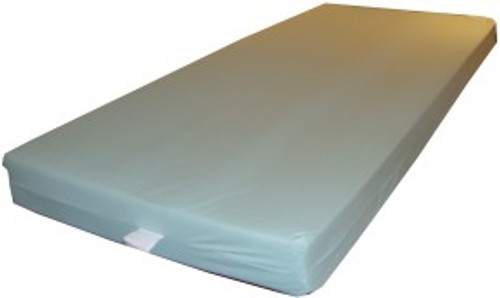 "Fiber Mattress with Zippered Cover 36"" x 80"" x 6"""