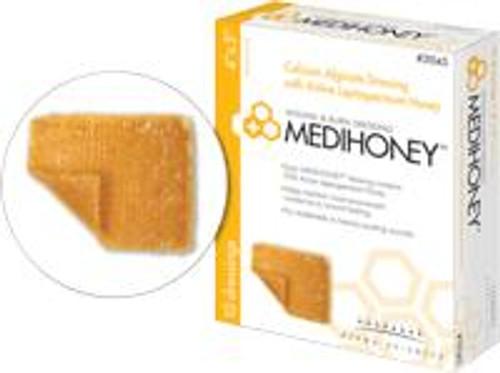 """Derma Sciences Medihoney Calcium Alginate Dressing - 2"""" x 2"""""""