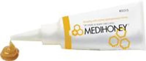 Derma Sciences Medihoney Dressing - 0.5 oz tube