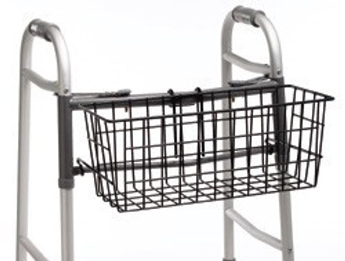 Easy-Care Walker Basket available at Rowlett's ACG Medical Supply
