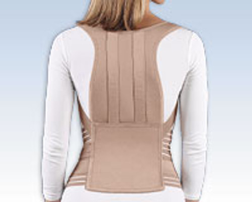 FLA Soft Form Posture Control Brace - Adult