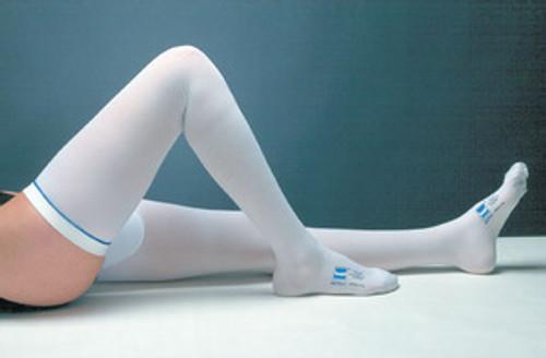 Covidien T.E.D. Anti-Embolism Stockings - Thigh Length Closed Toe - Small Short