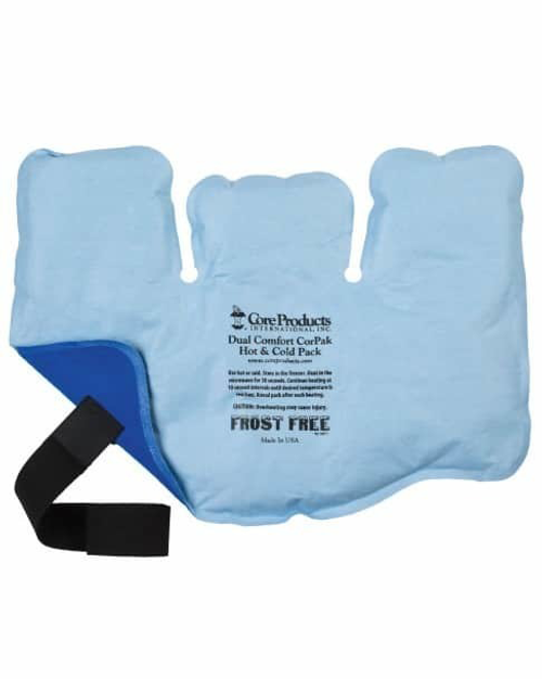Tri-Sectional Core DualComfort Hot & Cold Therapy Packfrom ACG Medical Supply