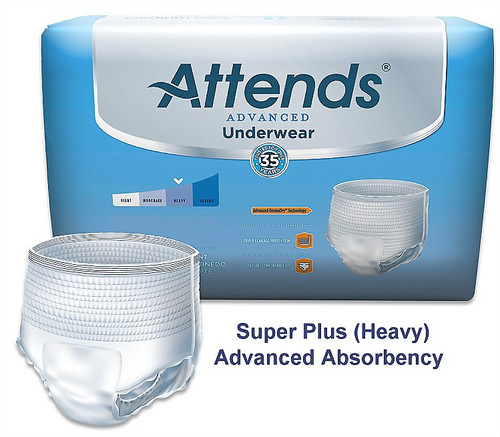 Advanced Protective Underwear from ACG Medical Supply in Rowlett, TX