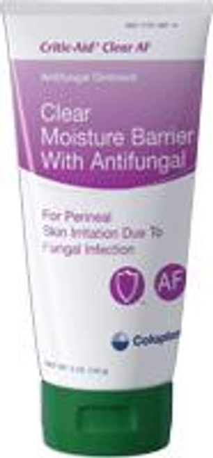 Coloplast Critic-Aid Clear Moisture Antifungal Barrier Ointment - 2 oz