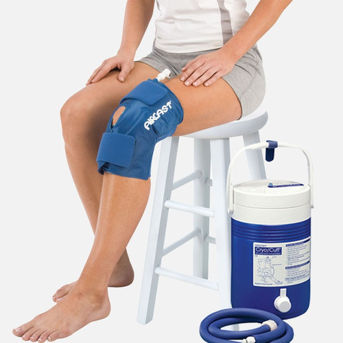 Aircast Cryo/Cuff Gravity Cooler - Knee