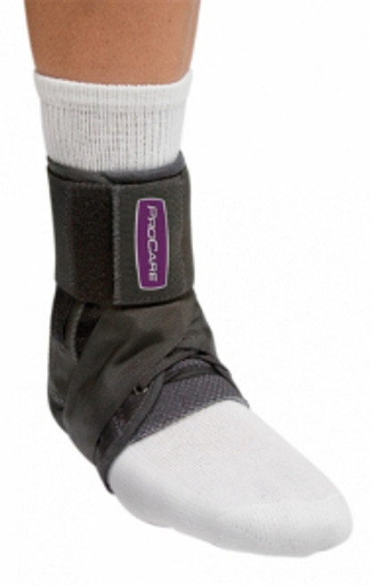 Stabilized Ankle Support - Large