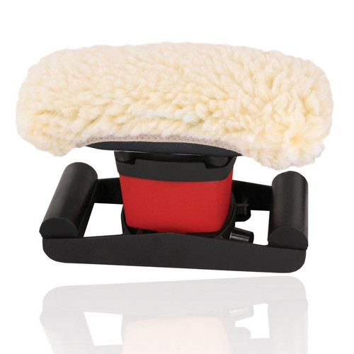 Jeanie Rub Variable Speed Massager - Fleece Cover