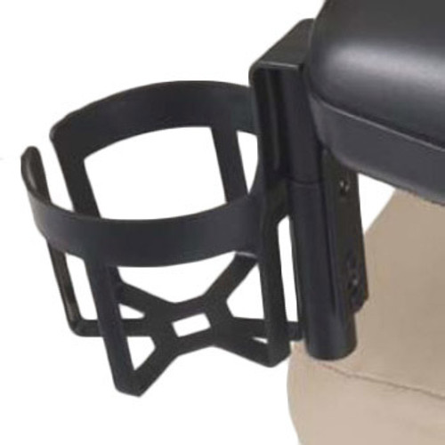 Golden Portable Scooter Cup Holder