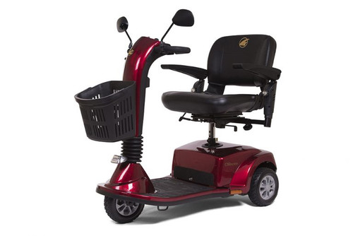 Golden Companion 3-Wheeled Mid-Size Scooter